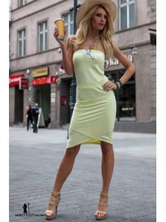Kleit Davi (sidruni värvi)