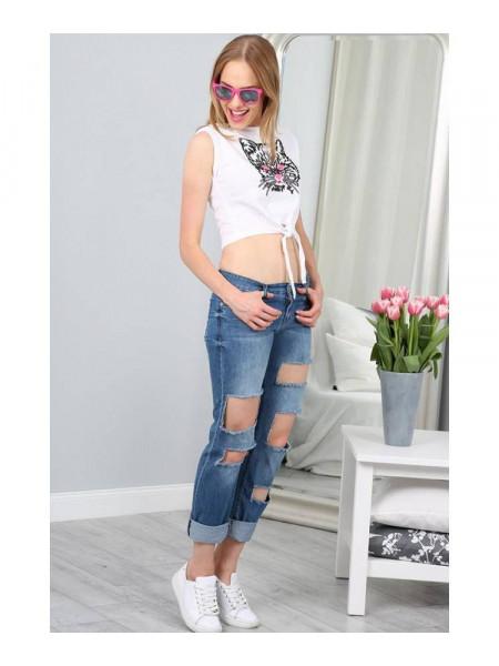 Püksid teksad Allyson