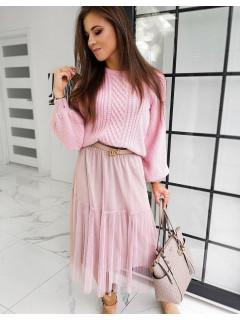 Moteriškas megztinis Tina (Roosa)