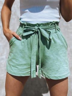 Spodenki damskie LOVELS zielone SY0191
