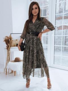 Kleit (khaki värvi) Diva