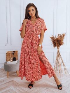 Naiste kleit (punane) Angela
