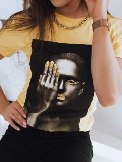 Moteriški marškinėliai (Kollane) Benna