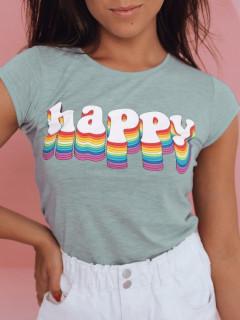 Naiste T-särk (piparmündi värv) Alexa