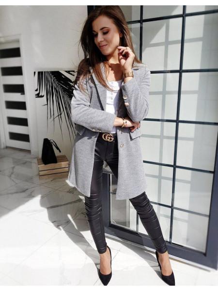 Moteriškas paltukas Bella (helehalli värvi)