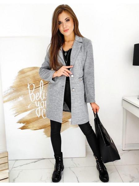 Moteriškas paltukas (helehalli värvi) Denisa