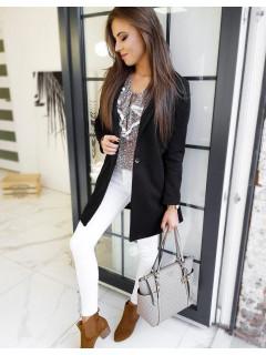 Moteriškas paltukas Jullia (Musta)