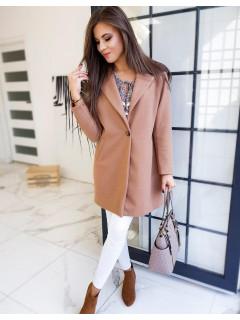 Moteriškas paltukas Erica (Pruun)