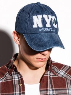 Meeste müts H062 - blue Oliver