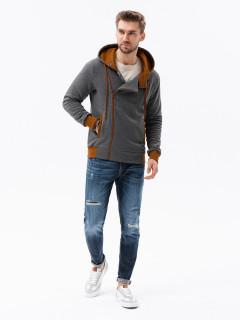 Meeste sviitrid Desmond (Hall värvi) + (Pruun värvi)