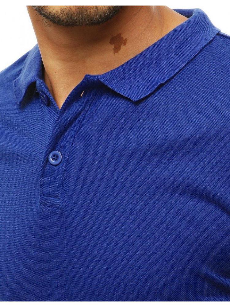 Polo särk (sinist värvi) Silvester