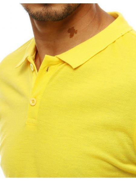 Polo särk (Kollane) John