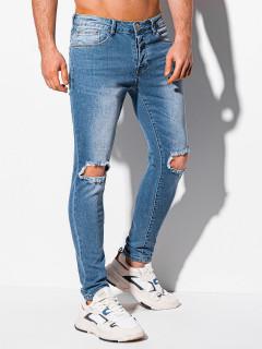 Meeste teksased (sinine) Mike