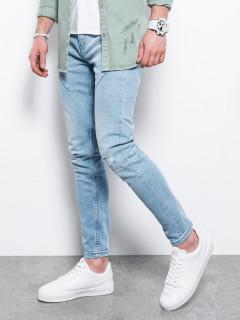 Men's jeans P936 - blue