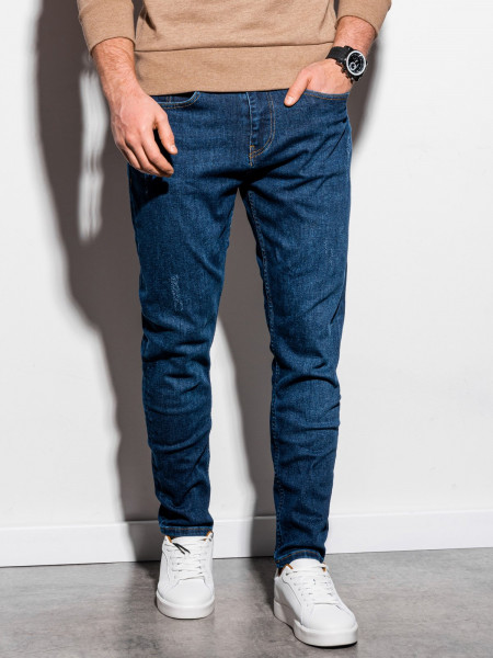 Meeste teksased (tume sinine) Orien