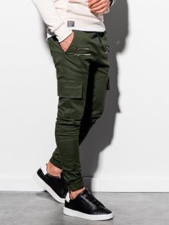 Lühikesed püksid (khaki värvi) Edan