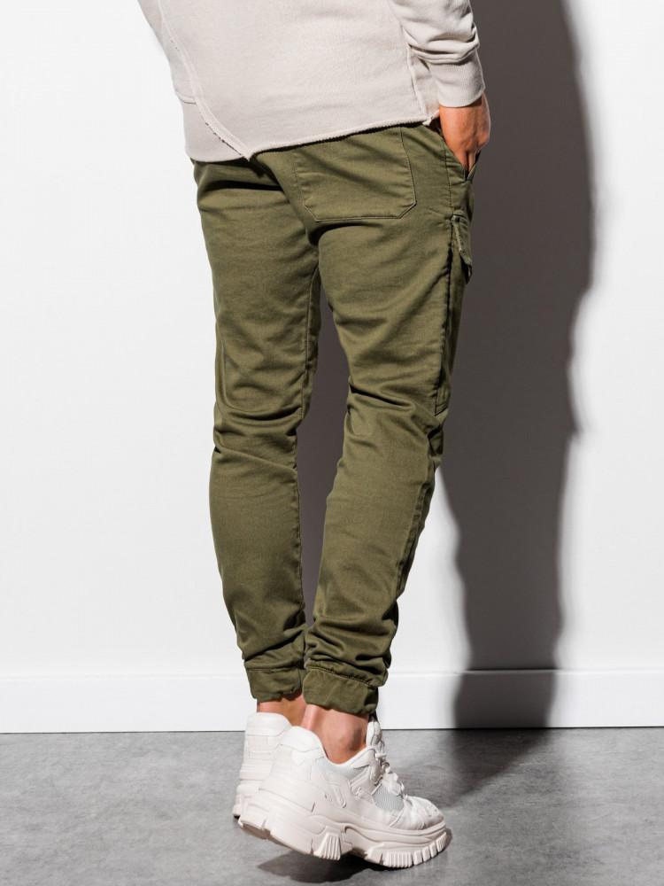 Meeste püksid (khaki värvi) Steve