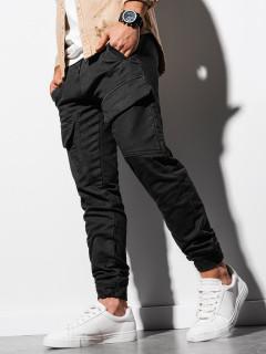 Meeste püksid (Musta) Jack
