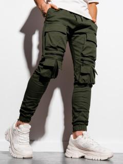 Meeste püksid (khaki värvi) Brendon