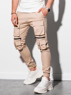 Meeste püksid (Smėlio) Deno