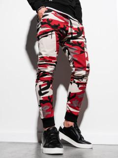 Lühikesed püksid (raudonos) Denis