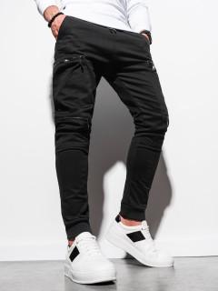 Lühikesed püksid (musta) Jeferson