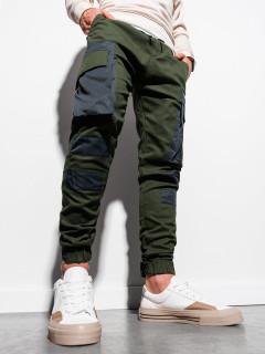 Lühikesed püksid (khaki värvi) Martin