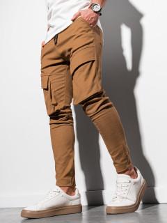 Lühikesed püksid (Pruun) Jaden