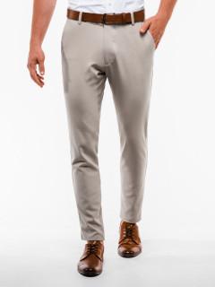 Meeste püksid Jeremy (beeži värvi)