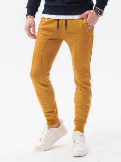 Meeste püksid Preston (geltona)