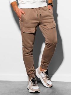 Meeste püksid (Pruun) Benjan