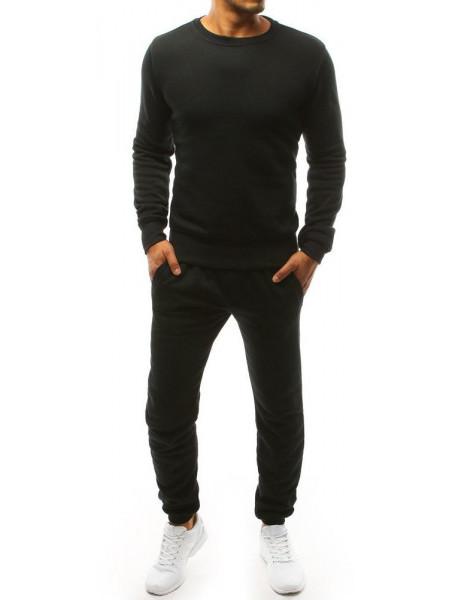 Meeste spordiriided Charlie (Musta värvi)