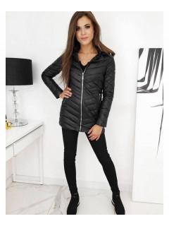Naiste jakk Adela (must värv)