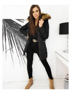 Moteriška žieminė striukė (Musta) Galina